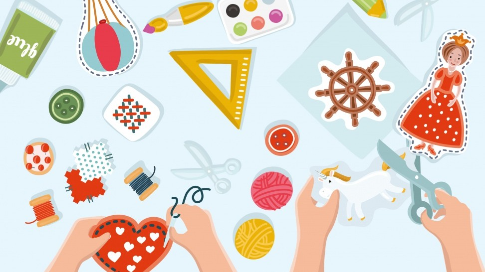 Actividades para desarrollar la creatividad de los niños
